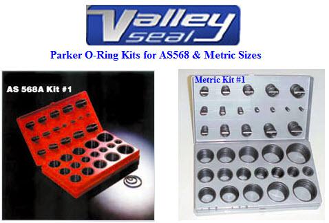 Parker-O-Ring-kits