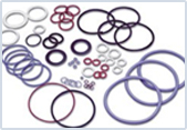 PTFE back up rings